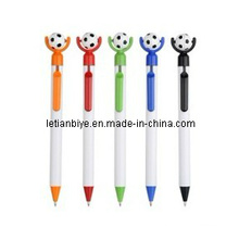New Product! ! ! Plastic Pen with Football (LT-Y029)