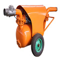 Pneumatic Dredge Pumps Clean Sand & mud Air-operated Equipment