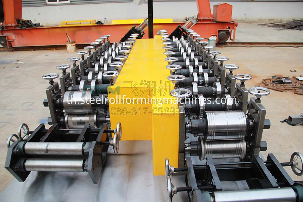 Ceiling T Grid Cold Roll Forming Machine
