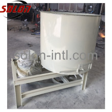 wood pallet block glue mixer