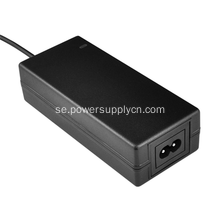 DC-utgång 36V2.08A Desktop Power Adapter