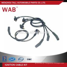Ignição de boa qualidade cabo plugue de faísca de fios fio caber para FORD 96BF12283-7BA