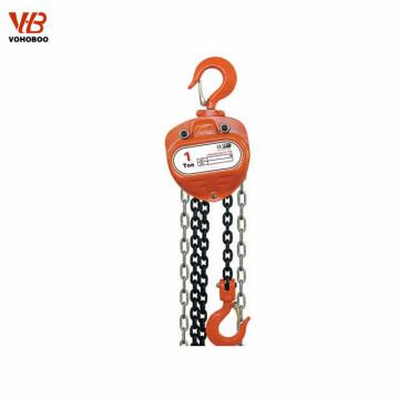Round hsz type chain block pulley block hoist 3ton