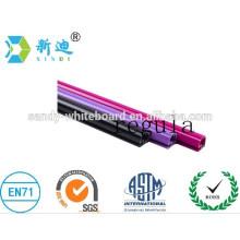 PVC-Rahmen und eine Tablette der Kante
