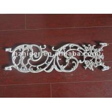 barandilla de aluminio de fundición de arena, piezas de barandilla de aluminio, accesorios de puente de aluminio