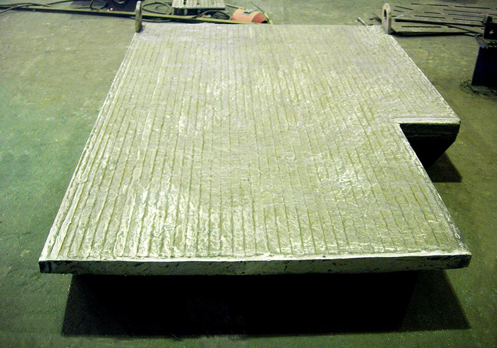 Chromium Carbide Sinter Scraper