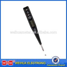 Contacto Detector de voltaje Voltaje de prueba ajustable Probador de voltaje de Digitaces Probador de Voltaje nuevo VD04