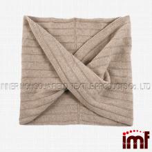 Leichter und weicher, luxuriöser 100% Kaschmir Infinity Loop Wrap Schal