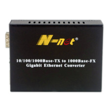Gigabit SFP external media converter