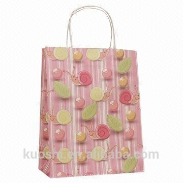 chine produits noël brun fantaisie cadeau papier sac pour le cadeau