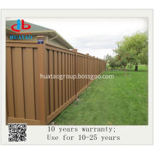 Free Maintenance WPC Fence