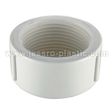 Acessórios de PVC-CAP fêmea