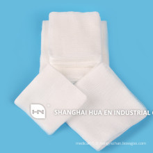 CE FDA Spécifié par l'ISO Tissus de gaze stérile à la vente chaude