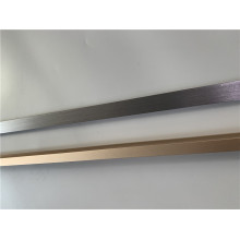 CNC Machining Sandblasting Anodized Aluminum Strips