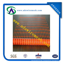 Cheap Price High Visibility Orange Safety Fence