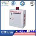 CE-zertifiziertes Innenwandgehäuse für den AED Defibrillator