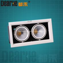 8W LED Bean container light 500-600lm hole size 200*105mm