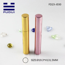 Luxury Aluminum Cosmetics Eyelash Tube Packaging