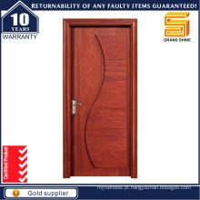 Porta de madeira de madeira contínua da sala de madeira