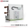 Innenausziehbarer Typ 12kV des Mittelspannungs-Vakuumleistungsschalters VCB VD4