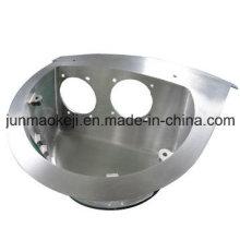 Aluminium Stanzen Teil des Instruments