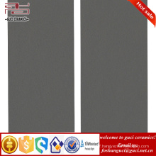 China building materials Charcoal Grey thin polished glazed porcelain floor tiles