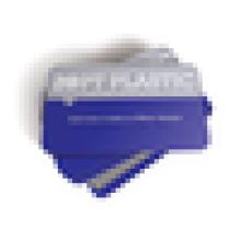 2016 nuevo plástico transparente tarjetas de visita / tarjetas de visita / tarjetas de presentación