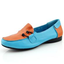 2015 Sexy Leopard Women Flats Sapatos