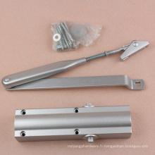 Butée de porte robuste en aluminium pulvérisé, poids 65 kg, RDC-07