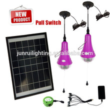 Schön CE Solar Beleuchtung Solar-LED-Birne-Notbeleuchtung mit charger(JR-SL988)