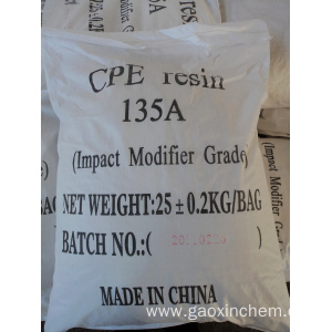 Factory directly provided for CPE Plastic Sheet CPE Resin 135A/135B export to Brunei Darussalam Supplier