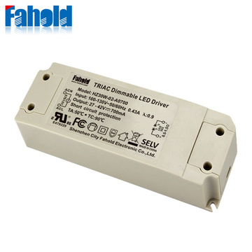 Controlador no regulable Triac Trimble 500mA 700mA