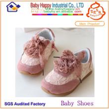 Nuevos zapatos baratos de los niños activos duraderos de la fabricación de la estación
