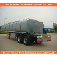 Reboque do tanque do asfalto 30cbm, reboque do tanque do asfalto de 2 eixos
