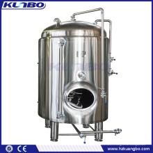 KUNBO 20BBL 500 gallons en acier inoxydable bière HLT réservoir de stockage d'eau chaude