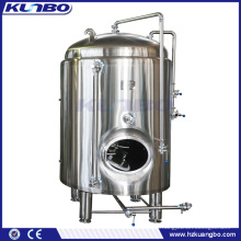 KUNBO 20BBL 500 Gallon Stainless Steel Beer HLT Hot Water Storage Tank
