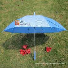 Polyester Solid Farbic Kid Umbrella (YS-K012)
