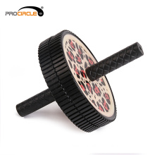 Shape And Fitness Abdominal Exercise PP AB Wheel Roller