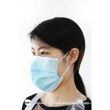 Masque facial non tissé jetable de haute qualité CE ISO FDA fabriqué en Chine