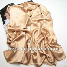 Preço de fábrica, Venda por atacado do estoque do lenço da SEDA do xaile !! 2012 mais novo lenço do xaile, L117