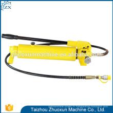 2018 Nouvelle Chine manuelle pompe à huile hydraulique