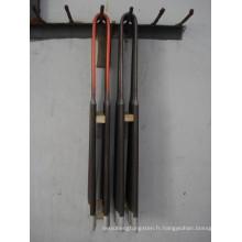 Mosi2 Heater U forme sont des résistances de type résistance