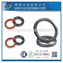Fabriqué en Taiwan Anneau d'étanchéité à arbre radial DIN3760 Joint d'huile