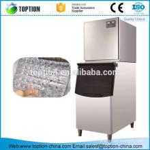 Fabricante de hielo comercial barato 300kg / 24h para KTV, Barras