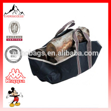 High Quality Portable Canvas Heavy Duty Log Carrier