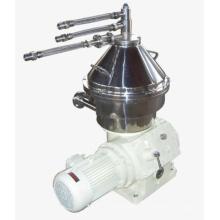 Le type vertical automatique de centrifugeuse d'huile de noix de coco de Vierge triphasé séparent le séparateur d'huile pour la noix de coco / épurateur