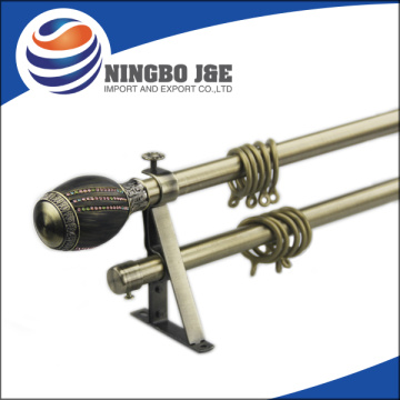 AB Color Iron Extendable Curtain Rod