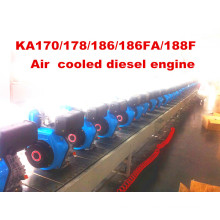 186F 8HP Small Diesel Engine Hot Sale Factory Price!
