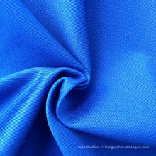 Tissu en coton tressé en coton Spandex (QF13-0241)