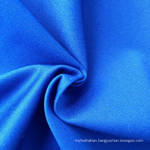 Cotton Spandex Twill Dyed Fabric (QF13-0241)